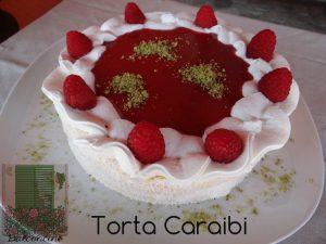 Torta Caraibi di Montersino