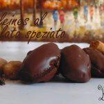Madeleines al cioccolato speziato