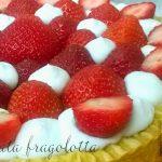 Crostata fragolotta di Montersino, ricetta senza glutine