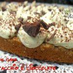 Flash cake pistacchio e cioccolato