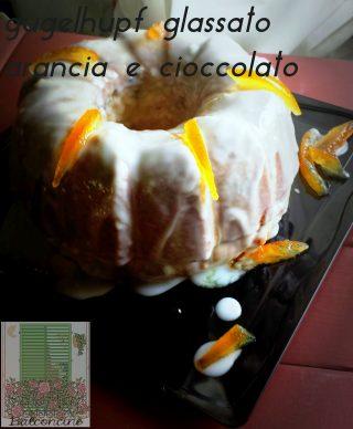 gugelhupf arancia e cioccolato