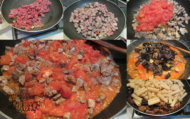 pasta tonno rosso melanzane e mentuccia1