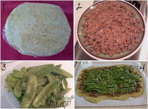 Strudel Salato collage