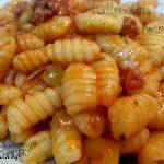 Malloreddus con salsiccia e rosmarino