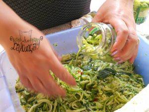 zucchine sott'olio 2