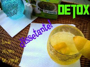 detox al tè verde