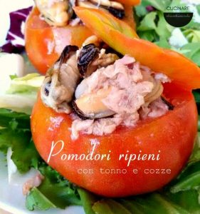 pomodori ripieni con tonno