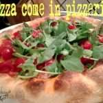 Pizza come in pizzeria