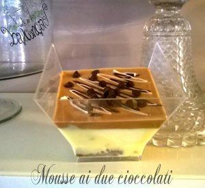 mousse al cioccolato ricetta facile
