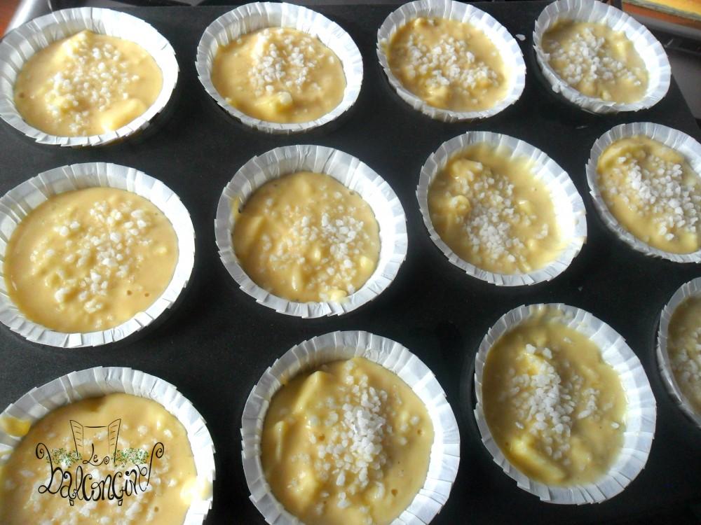 muffins light alle mele