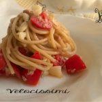 Spaghetti velocissimi
