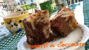 torta al cioccolato facile