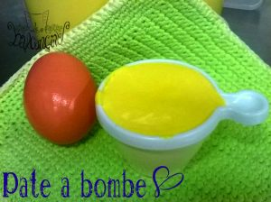 pate a bombe