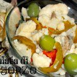 Contorno natalizio: l'insalata di rinforzo napoletana