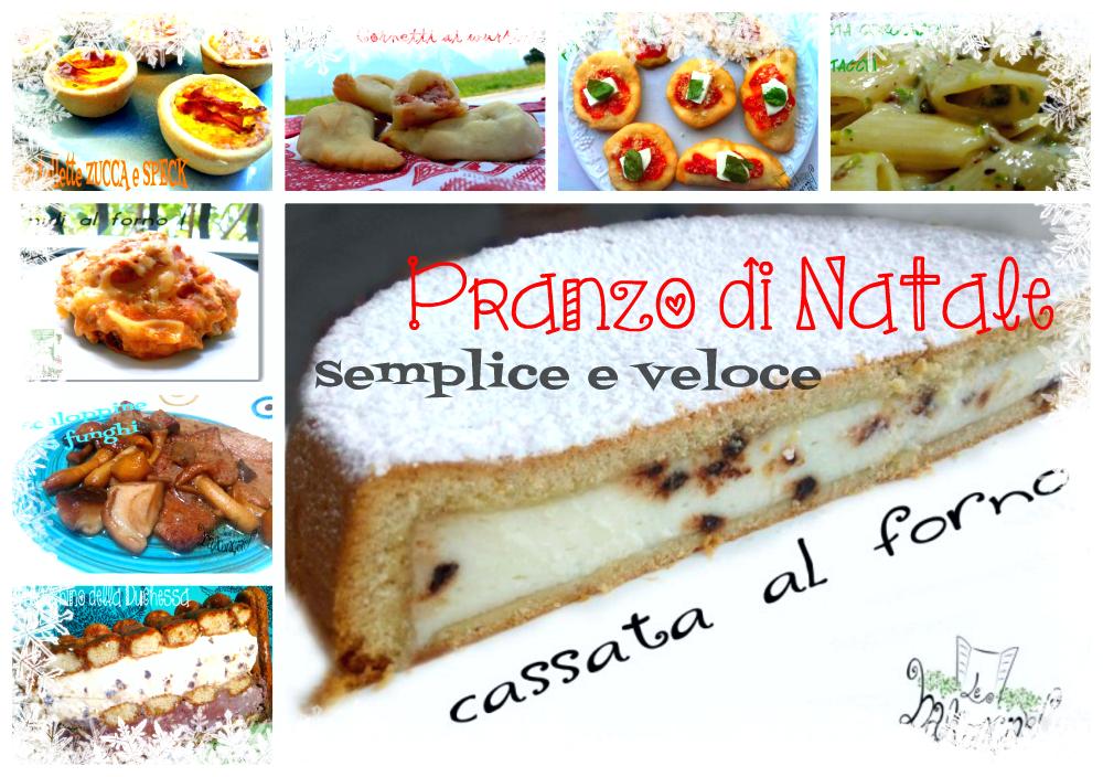 """Menрів""""– pranzo di natale semplice"""