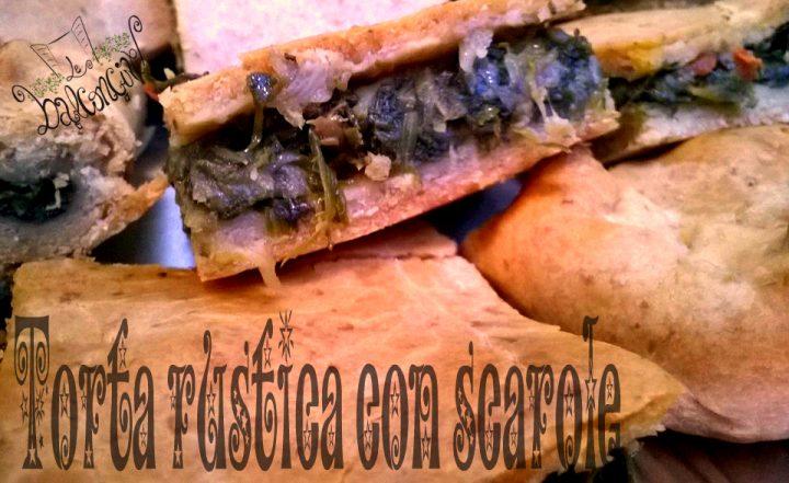 torta rustica con scarole 3