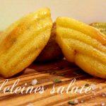 Madeleines salate