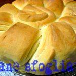 Pane sfogliato all'olio extravergine di oliva