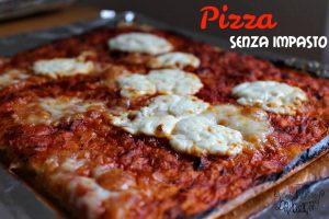 ricetta pizza in teglia