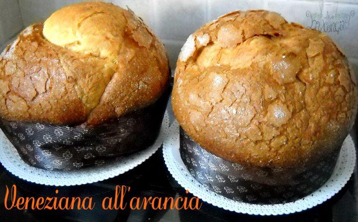 veneziana ricetta lievitato