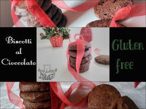 biscotti al cioccolato gluten free