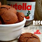 Ricetta dei biscotti alla Nutella con 4 ingredienti
