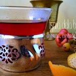 Tisana rilassante: arancia, cannella e karkadè
