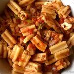 La pasta a 5 buchi: la pasta di carnevale a Catania
