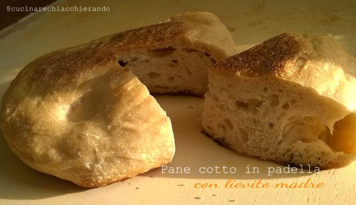 pane cotto in padella
