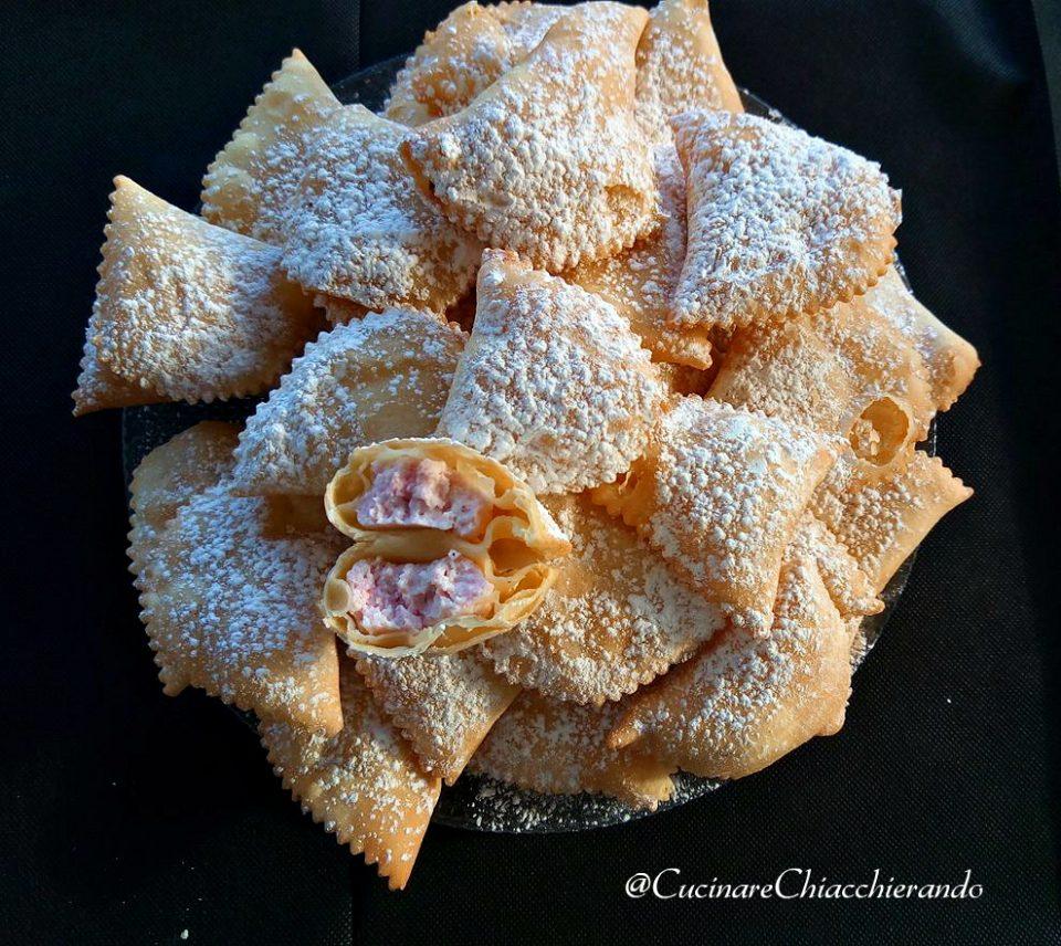 ravioli dolci ricetta