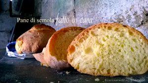 come fare il pane in casa con lievito madre