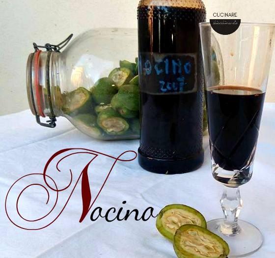 ricetta liquore nocino