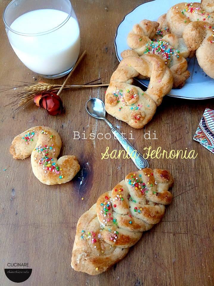 biscotti di santa Febronia