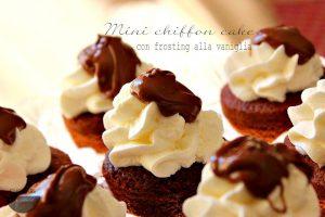 cupcake al cioccolato ricetta