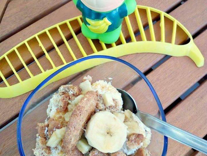 ricetta con le banane