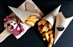 Panissa ligure: la star dello streetfood
