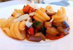Pasta con verdure miste facile in padella