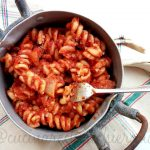 Pasta all'amatriciana ricetta originale