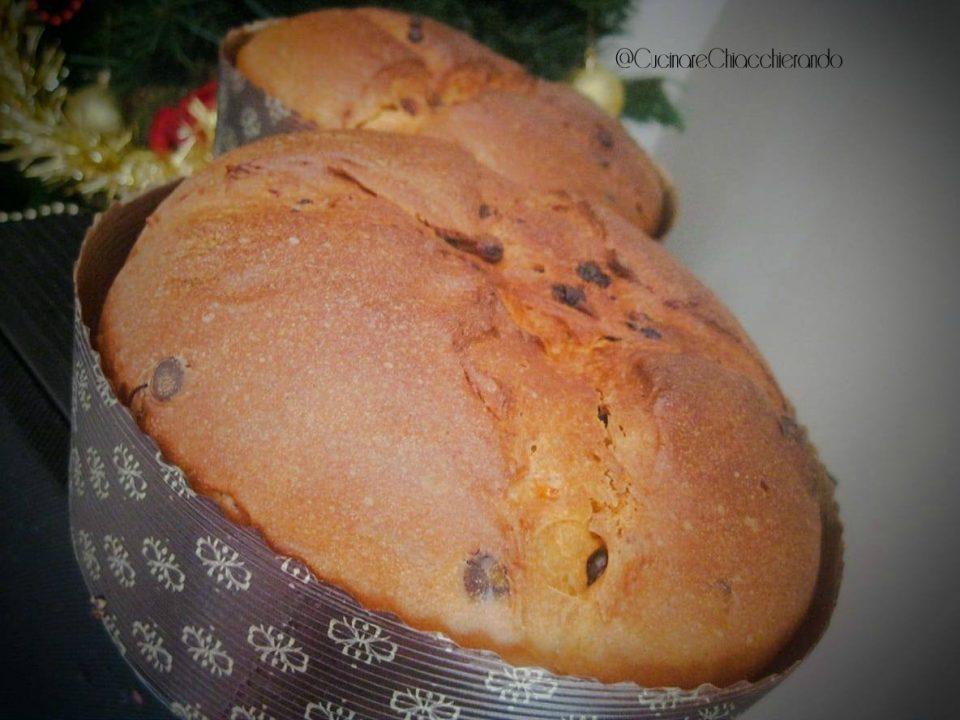 panettone fatto in casa ricetta