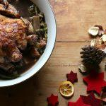 Pollo brasato con verdure di stagione