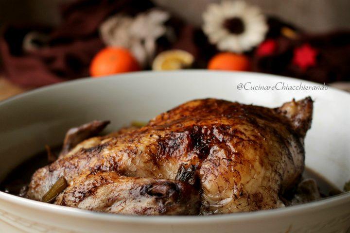 pollo croccante come si fa