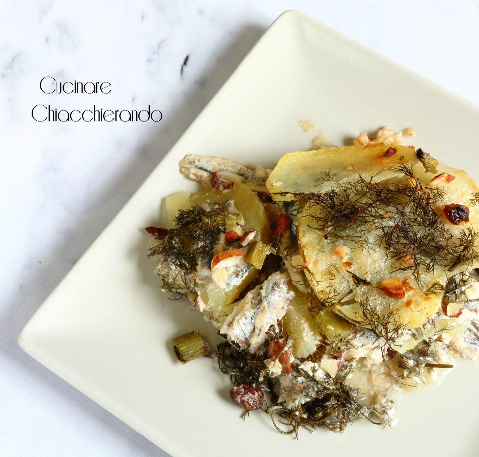 ricetta col pesce facile