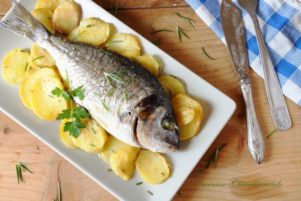 Ricette secondi piatti di pesce archivi cucinare for Ricette secondi