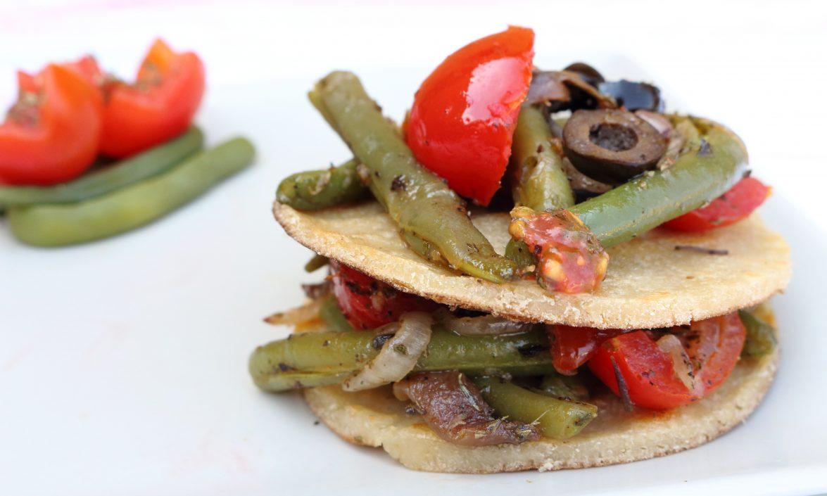 Fagiolini lessi in insalata ricetta gustosa cucinare chiacchierando - Cucinare i fagiolini ...