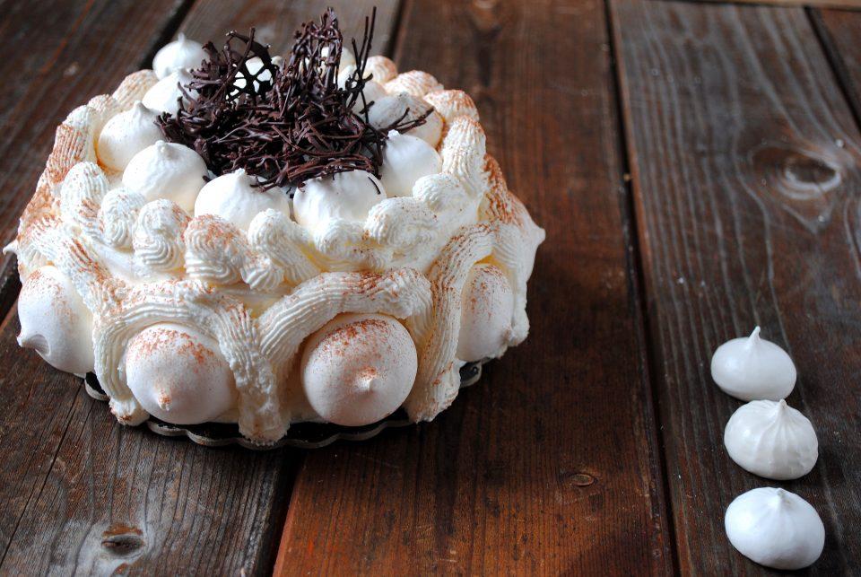 meringata montersino cioccolato e caffè