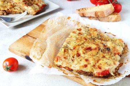 pizza rustica di carne