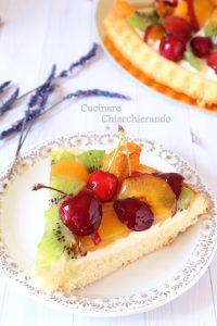 crostata di frutta fresca ricetta