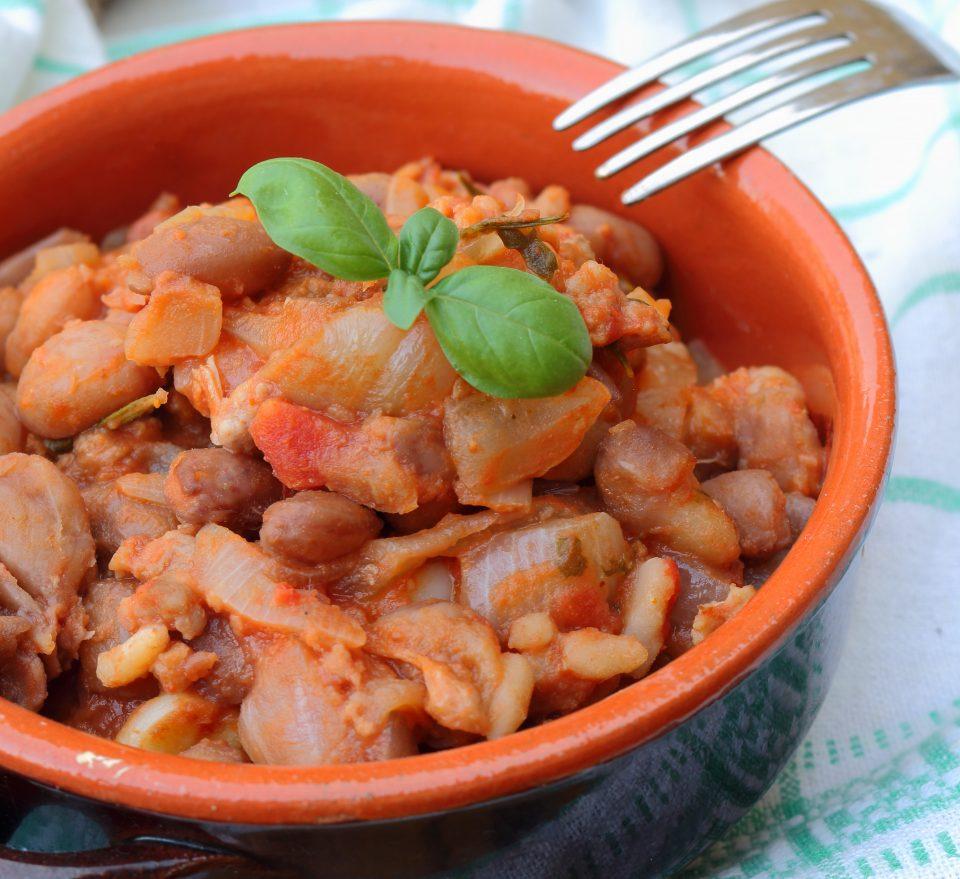 ricetta chili di carne piccante