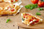 Sfoglia salata: corona ripiena