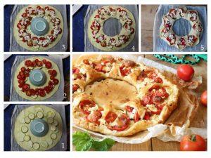 com si fa la torta salata con la pasta sfoglia